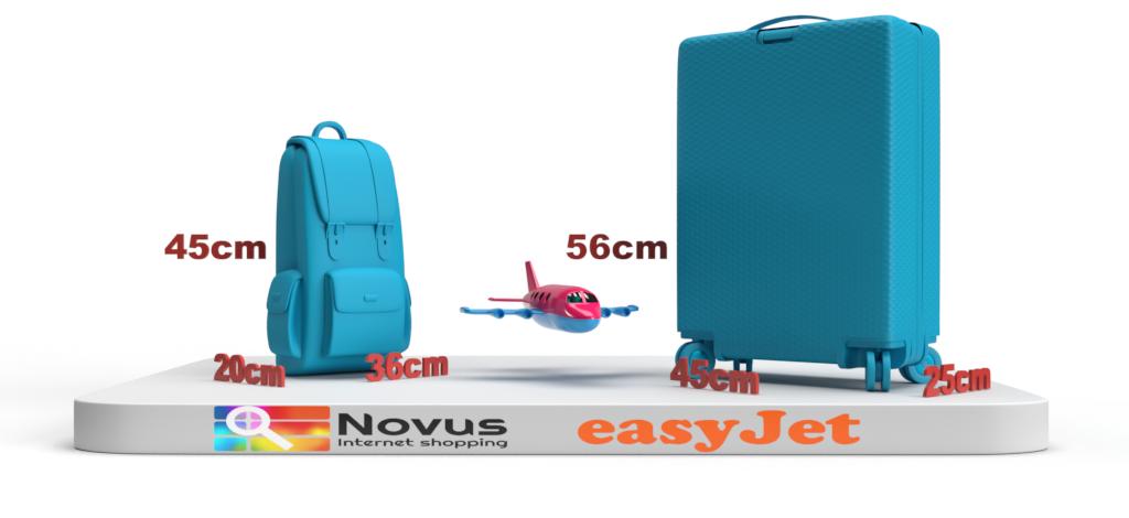 Easyjet cabin baggage dimensions