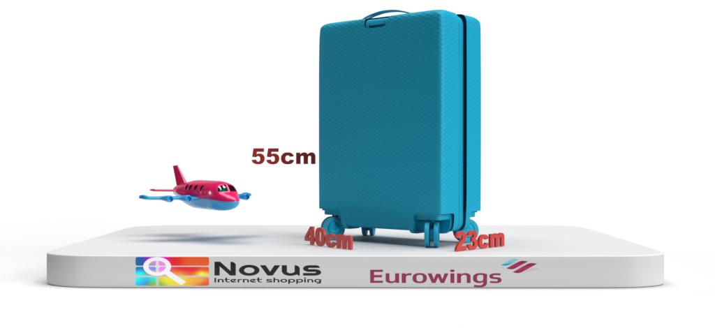 Eurowings cabin baggage dimensions