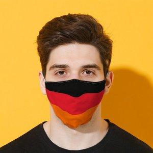 Novus Fumus Mund und Nasenschutz - Länderflaggen
