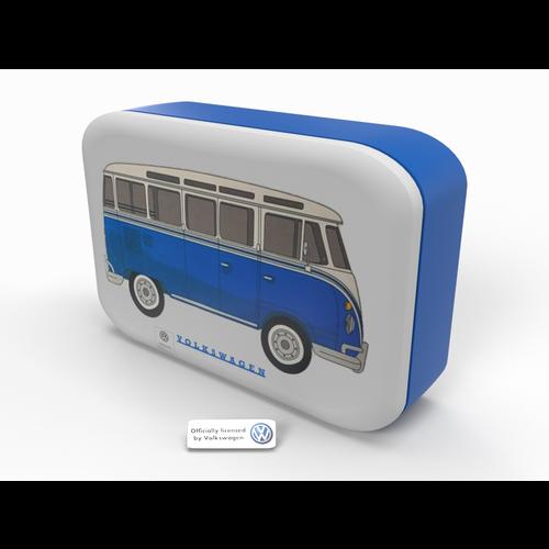 Volkswagen T1 Samba kampeerbus - Bamboe lunchbox