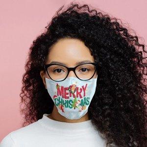 Novus Fumus Mund un Nasenschutz - Weihnachten - Groß