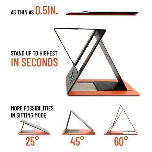 MOFT 4-in-1 zit-sta laptop standaard