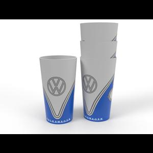 Volkswagen Bamboe VW T1 bekers