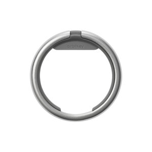 Orbitkey Schlüsselbundring - Silver / Charcoal