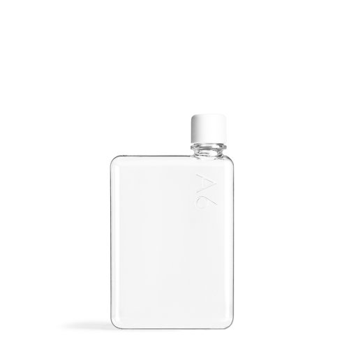 Memobottle Memobottle A6 - Drinking bottle in A6 format - BPA Free