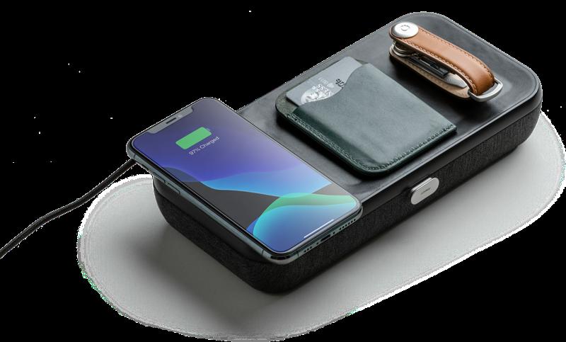 Orbitkey Nest draadloze oplader voor smartphones en oordopjes