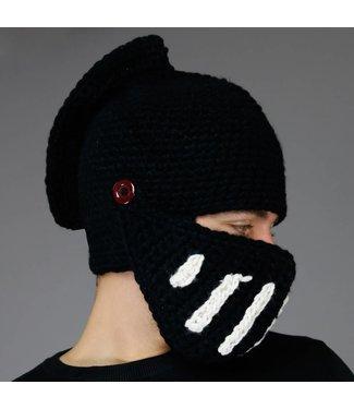 !OP=OP Warme Middeleeuwse Heren Helm Muts