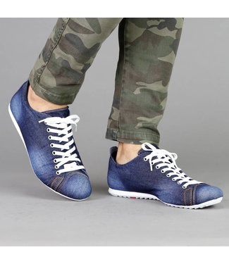 !SALE Faded Jeans Heren Sneakers