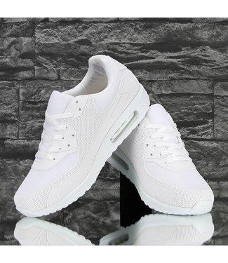 !SALE Multi-Patroon Off-White Heren Sneakers