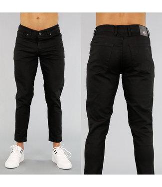 Basic Zwarte Heren Jeans