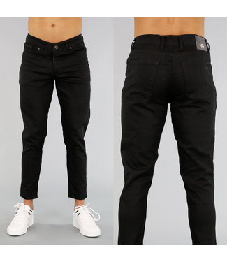 !OP=OP Basic Zwarte Heren Jeans