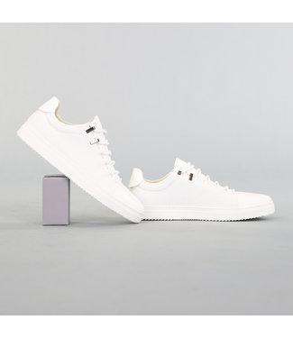 Nette Basic Heren Sneaker Wit