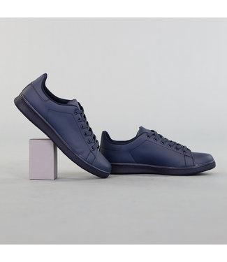 Basic Lage Heren Sneaker Donkerblauw