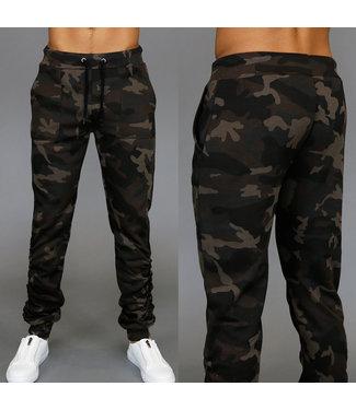 Camouflage Heren Joggingbroek