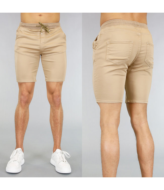 NEW! Basic Camel Heren Jogger