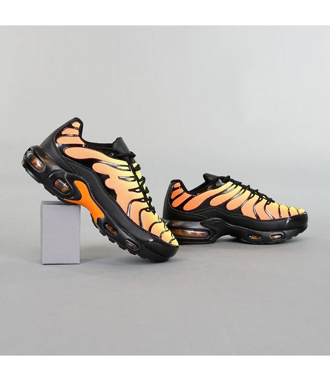 NEW! Oranje Sporty Heren Sneakers