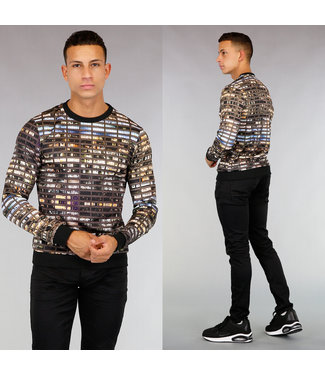 Longsleeve Office Sweater