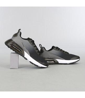 Grijze Heren Sneakers met Lucht Zool