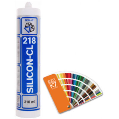 Connect Products Seal-IT 218 Silicon-CL