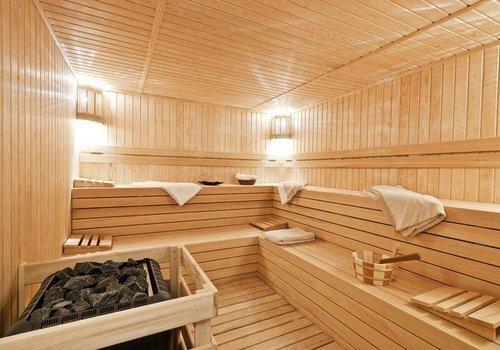 Zwembaden en sauna's