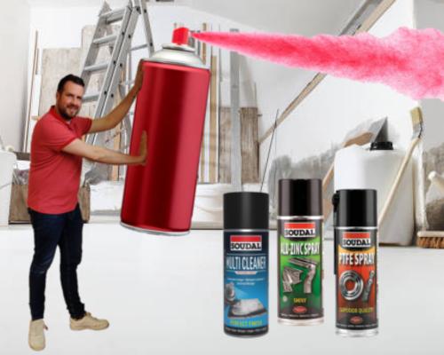 Smeermiddelen / technische sprays