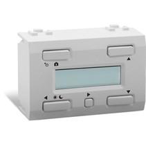 Velbus White LCD temperature controller