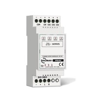 Velbus VMB4DC 4-channel 0 to 10V controller