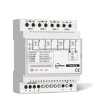 Velbus Velbus 4-channel relay module with voltage outputs