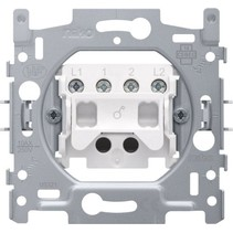 Double pole switch 16A ref.:70-01300