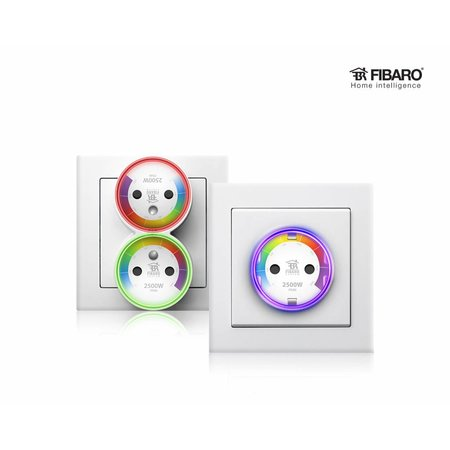 Fibaro Fibaro connector with pin ground