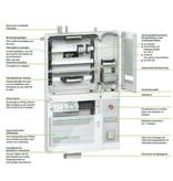 Schneider Schneider Boxplus verdeelkast 72 modules, 4 rijen