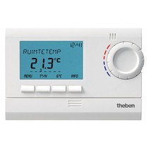 Digital clock thermostat RAM811 Top2