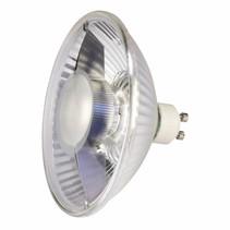LED ES111 lamp, 6.5 W, warm white