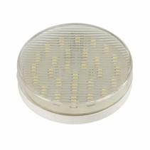 LED GX53 lamp, 3W, warm white