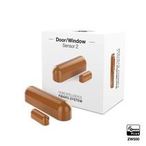 Fibaro Door and window sensor V2 light brown