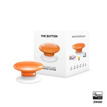 Fibaro The Button Orange