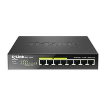 Dlink PoE Ethernet switch, 8 Gigabit poorten