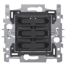 6-voudige drukknop zonder LED - 170-60050