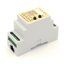 Dinrail module for Fibaro FGS-223