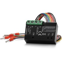 Velbus Universal push button interface with 8 channels