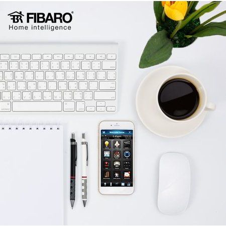 Fibaro Fibaro Home center 2, gateway of miniserver, black edition