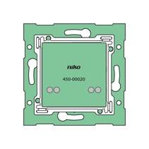 enkelvoudige muurprint met connector voor Nikobus