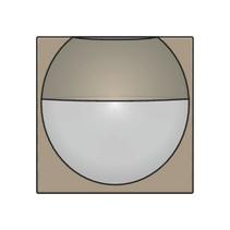 Home control bewegingsmelder, kleur Brons