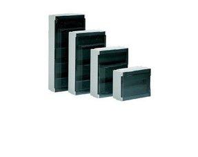 Domotica Verdeelkasten tot 72 modules
