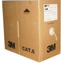 Cat6 Network cable, box 100m