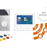 Bticino Bticino Videokit Linea 3000 + Classe 300 X13E + wifi en 3-4G