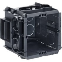 Q-range mounting box - 65 mm deep