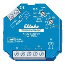 Universal LED dimmer EUD61NPN-UC