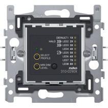 Sokkel LED Dimmer 300W 2-draads