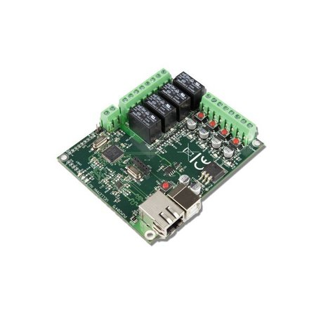 Velleman Ethernet Relay card VM204